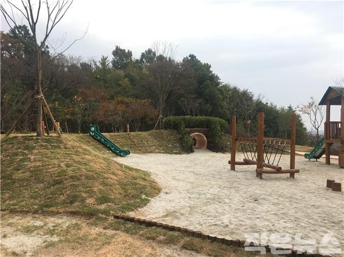 광양시, 광양읍 우산공원 생태숲 개방!-환경과.jpg