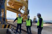 여수광양항만공사 개발사업본부장, 항만시설물 및 건설현장 점검