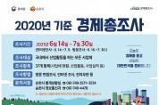 순천시, 2020년 기준 경제총조사 실시