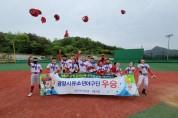 광양시 공공스포츠클럽 야구선수반, 전국대회 우승